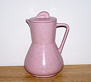 BRUSH COFFEE POT IN PINK (Image1)
