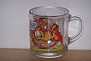 Mc Donald's Jim Davis Garfield Mug