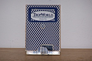 Tropworld Deck Of Cards