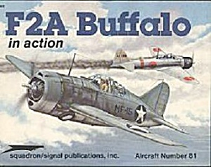F2A BUFFALO IN ACTION (Image1)