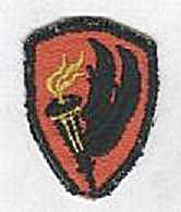 AVIATION SCHOOL MILITARY PATCH (Image1)