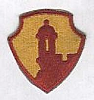ANTILLES DEPT. MILITARY PATCH (Image1)