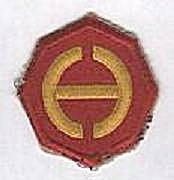 HAWAIIAN DEPT. MILITARY PATCH (Image1)