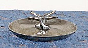 BRAYING DONKEYS ART DECO ASH TRAY (Image1)