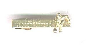 HARLEM GLOBE TROTTERS TIE CLIP (Image1)