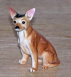 Cute Corgi Figurine