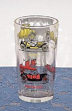 OLD AUTOS COCKTAIL HIGHBALL GLASS (Image1)