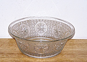 Star Medallion Bowl, Ca. 1925