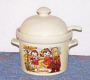 CAMPBELL'S SOUP TUREEN (Image1)