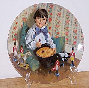 LITTLE JACK HORNER, COLLECTOR PLATE (Image1)