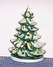Hold Howard Christmas Tree Candle Holder