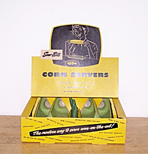 Serv-rite Corn Savers, Original Box