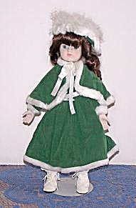 DOLL IN VICTORIAN STYLED OUTFIT (Image1)