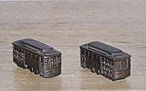 Metal Cable Cars Shakers