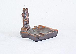METAL BEAR ASH TRAY (Image1)