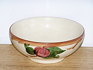 FRANCISCAN APPLE BOWL (Image1)