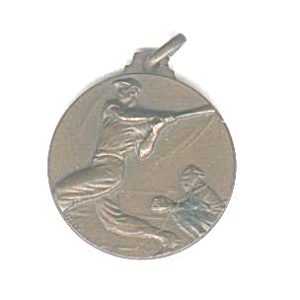 ALL STAR ML BASEBALL MEDAL (Image1)