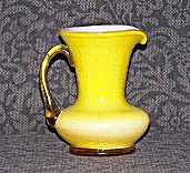 CASED GLASS SMALL PITCHER (Image1)