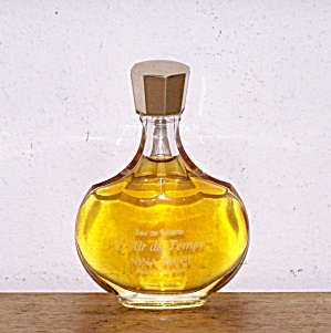 L� AIR du TEMPS, NINA RICCI PERFUME BOTTLE BY LALIQUE (Image1)