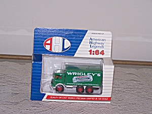 AHL WRIGLEY'S SPEARMINT GUM TRUCK (Image1)
