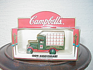 CAMPBELL'S 100TH ANNIV. TRUCK, LLEDO (Image1)
