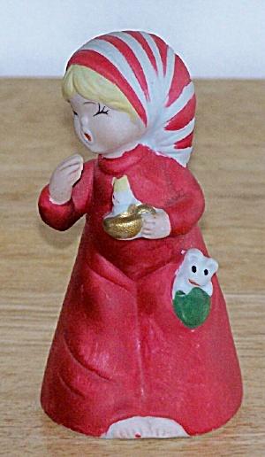 JASCO FIGURAL CHRISTMAS BELL (Image1)
