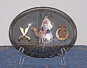 International Order Of The Alhambra Dish