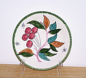BLUE RIDGE CHERRIES PLATE (Image1)