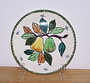 BLUE RIDGE PEAR PLATE (Image1)