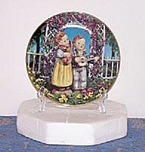 Little Musicians, Hummel Collector Plate