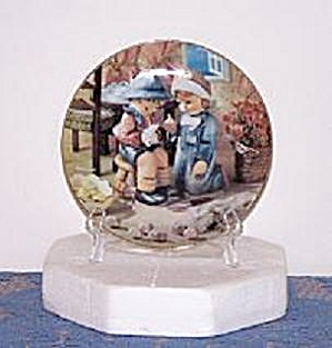 TENDER LOVING CARE, HUMMEL COLLECTOR PLATE (Image1)