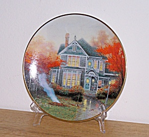 THOMAS KINKADE, AMBER AFTERNOON (Image1)