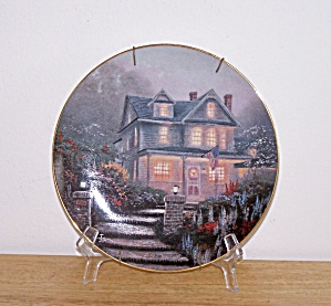 THOMAS KINKADE, A WARM WELCOME HOME (Image1)
