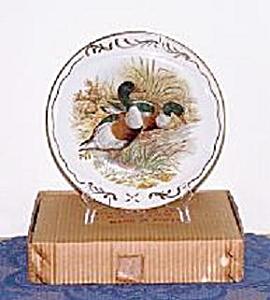 PAIR OF MALLARD DRAKES PLATE (Image1)