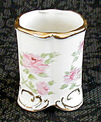 Kate Andersen Porcelain Toothpick Holder