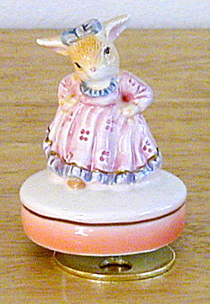 LADY RABBIT MUSIC BOX, SEKIGUCHI (Image1)