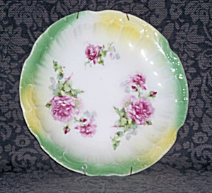 Sevres Hand Painted Plate