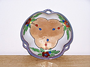 LUSTRE WARE THREE HANDLED BOWL (Image1)