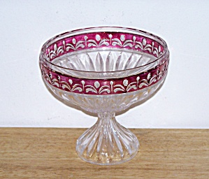 CRANBERRY FLASH PEDESTAL COMPOTE (Image1)