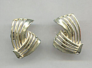 Coro 'goldcoast' Clip-back Earrings