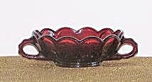 Royal Ruby Red Candy Dish