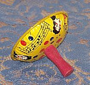 NEW YEAR'S EVE NOISEMAKER W/ FACES & BALLOONS (Image1)