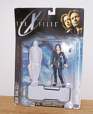 Agent Dana Scully (Suit & Corpse)-the X Files