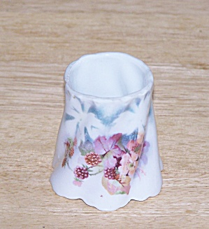 Germany Porcelain Toothpick Holder