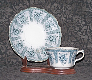 A. J. WILKINSON, ENGLAND, CUP & SAUCER (Image1)