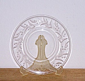 FOSTORIA CYNTHIA SALAD PLATE (Image1)