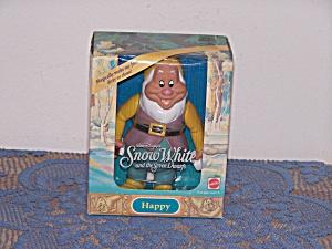 1992 WALT DISNEY'S DWARF, HAPPY, ORIGINAL BOX (Image1)