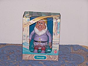 1992 WALT DISNEY�S DWARF, SNEEZY, ORIGINAL BOX (Image1)