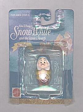 Walt Disney's Dwarf, Bashful, From Mattel