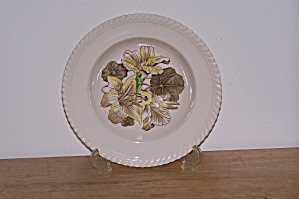 Johnson Bros. Rim Soup Bowl, Old Flower Prints